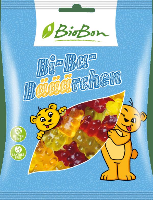 BioBon Bi-Ba Bärchen 10x100g