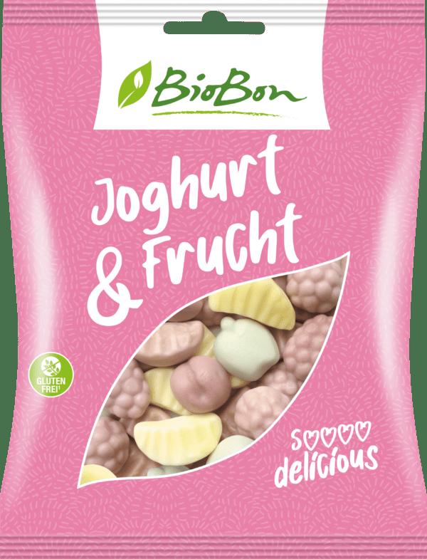 BioBon Joghurt & Frucht 8x100g