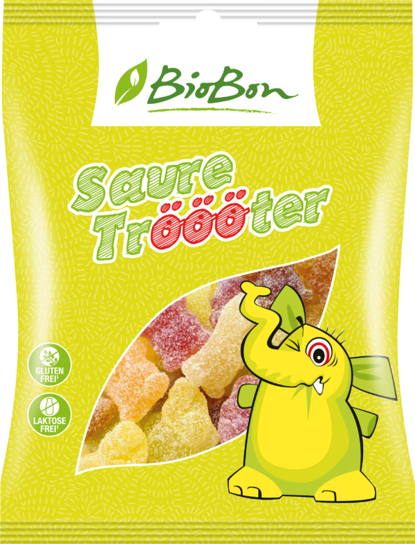 BioBon Saure Tröööter 100g