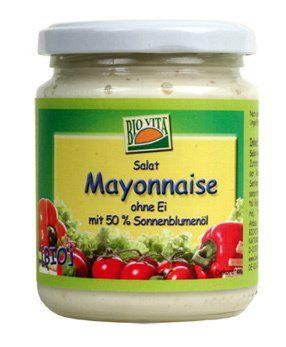 BioVita Mayonnaise ohne Ei 6x250ml