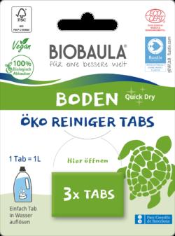 Biobaula Öko-Reiniger-Tabs Boden 8x3Stück