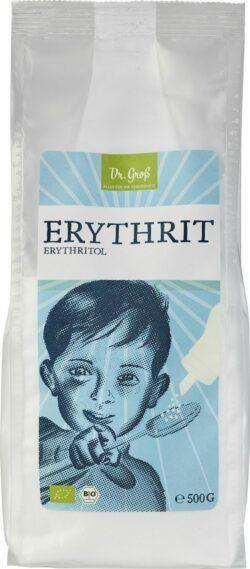 Biologische Präparate Dr. Groß Erythrit bio 6x500g