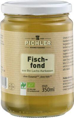 Biometzgerei Pichler Bio-Fischfond 6x350ml