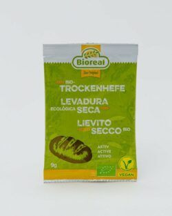 Bioreal Aktive Bio-Trockenhefe (DE) 40x9g