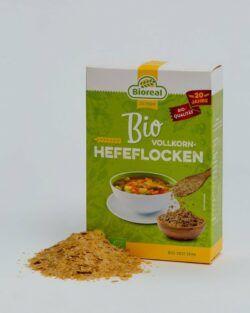 Bioreal Bio-Vollkornhefeflocken (DE) 6x100g