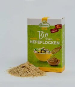 Bioreal Bio-Würzhefeflocken (DE) 100g