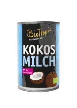 Biotropic Kokosmilch 6x400ml