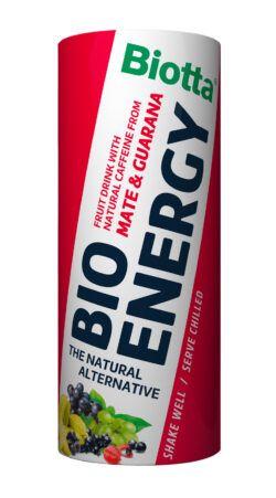 Biotta Energy Drink Bio 12x250ml