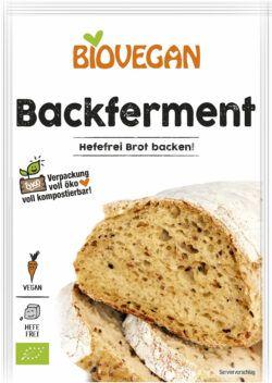 Biovegan Backferment, BIO 20g