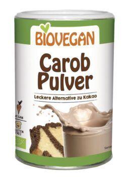 Biovegan Carob Pulver, BIO 4x200g