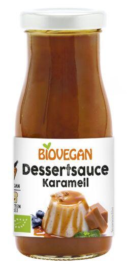 Biovegan Dessertsauce Karamell, BIO 6x150ml