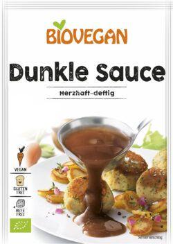 Biovegan Dunkle Sauce, BIO 15x30g