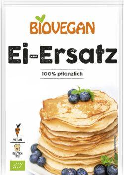Biovegan Ei-Ersatz 100% pflanzlich, BIO 15x20g