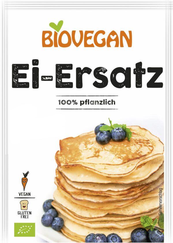 Biovegan Ei-Ersatz 100% pflanzlich, BIO 20g