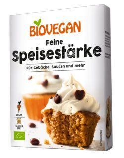 Biovegan Feine Speisestärke, BIO 4x250g