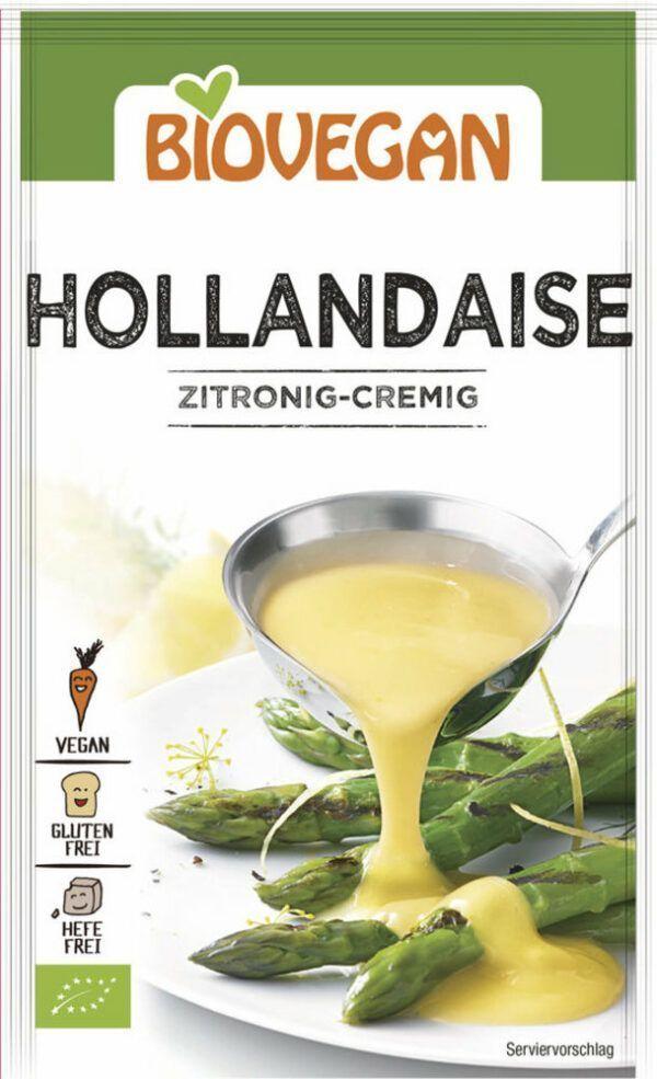 Biovegan Vegane Hollandaise, BIO 15x28g