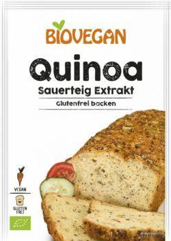 Biovegan Quinoa Sauerteig Extrakt, BIO 12x20g
