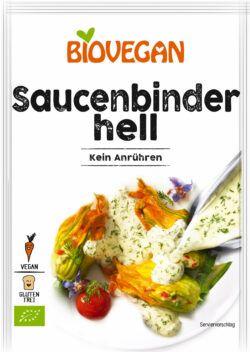 Biovegan Saucenbinder hell, BIO 6x100g