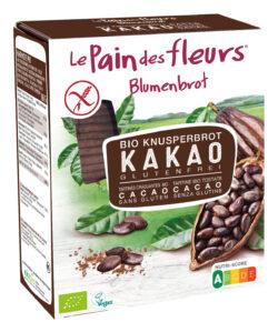 Blumenbrot Knusprige Bio Kakao-Schnitten 6x160g