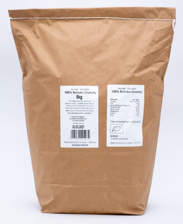 Bohlsener Mühle 100% Schoko Crunchy 5kg