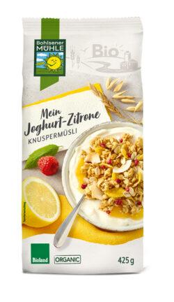 Bohlsener Mühle Mein Joghurt-Zitrone 6x425g