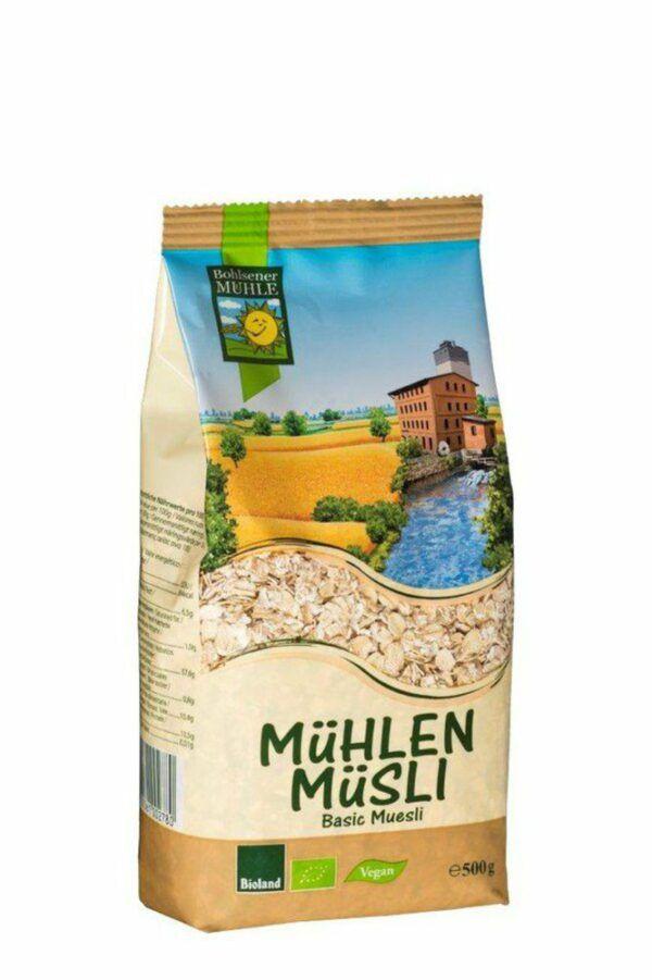 Bohlsener Mühle Mühlen Müsli 6x500g