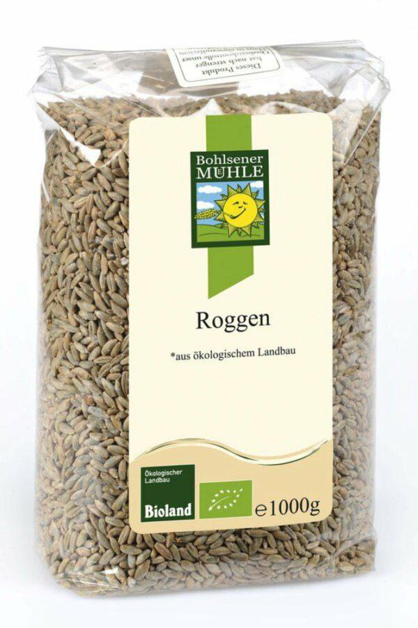 Bohlsener Mühle Roggen 10x1kg