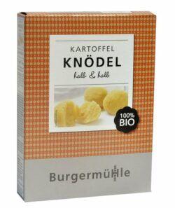 Burgermühle Kartoffel Knödel 10x230g
