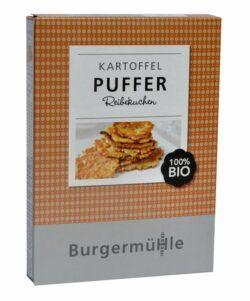 Burgermühle Kartoffelpuffer 10x170g