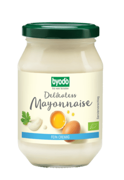 Byodo Delikatess Mayonnaise 80% Fett 250ml