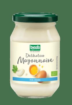 Byodo Delikatess Mayonnaise 80% Fett 6x250ml