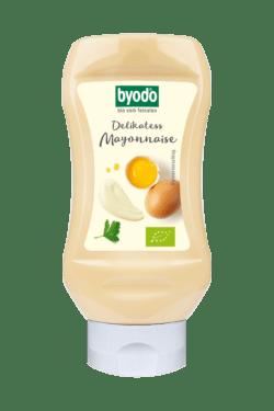 Byodo Delikatess Mayonnaise, PET-Flasche 6x300ml