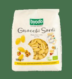 Byodo Gnocchi sardi, hell 12x500g
