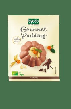 Byodo Gourmet Pudding Schoko 46g