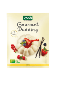 Byodo Gourmet Pudding Vanille 36g