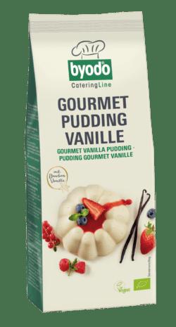 Byodo Gourmet Pudding Vanille 1kg