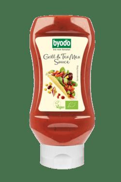 Byodo Grill & Tex Mex Sauce 6x300ml