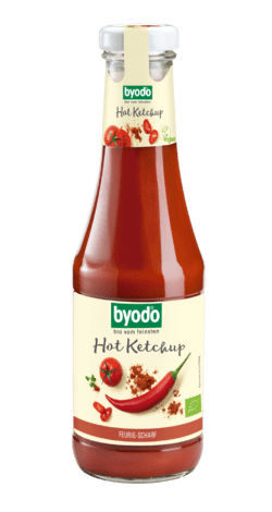 Byodo Hot Ketchup 6x500ml