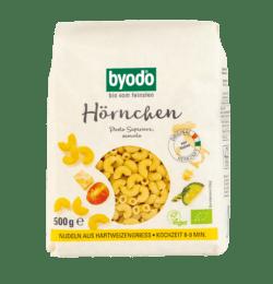 Byodo Hörnchen, semola 12x500g