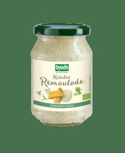 Byodo Kräuter Remoulade 38% Fett mit Bio-Ei 250ml