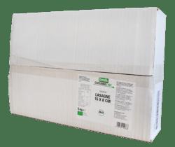 Byodo Lasagne, hell (Größe 16cm x 8cm) +/- 10% 5kg