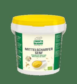Byodo Mittelscharfer Senf 1kg