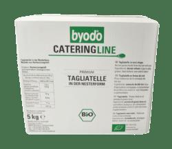 Byodo Tagliatelle, semola (Nester) 5kg