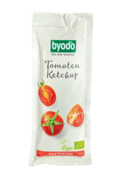 Byodo Tomaten Ketchup, Portionsbeutel 200x20ml