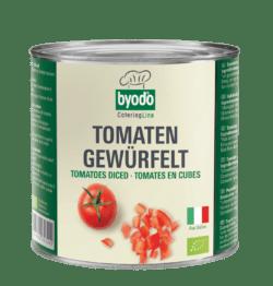 Byodo Tomaten, gewürfelt 6x2,55kg