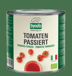 Byodo Tomaten, passiert ca. 8-10 Brix 6x2,55kg