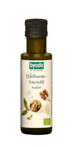 Byodo Walnusskernöl, nativ 6 x 100ml