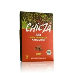 CHICZA Bio-Kaugummi Zimt 10x30g