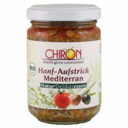 CHIRON Hanfaufstrich Mediterran 6x135g
