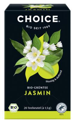 CHOICE Jasmin Bio 6x30g